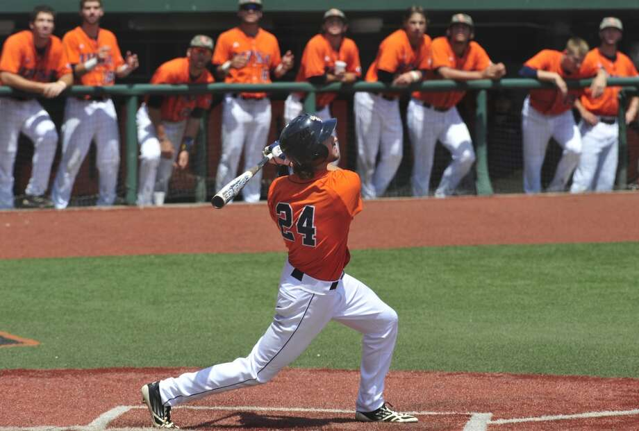 Kansas City Royals - ninth round, 264th overall Daniel Rockett, OF, UTSA (Fort Bend Austin)