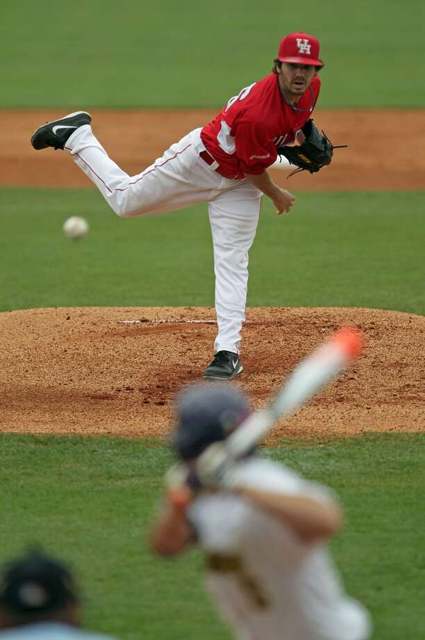 Tampa Bay Rays - ninth round, 278th overallAustin Pruitt, RHP, UH