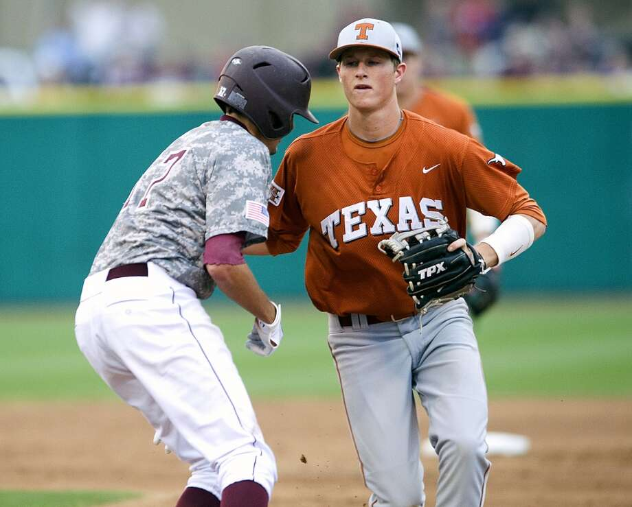 Pittsburgh Pirates - 11th round, 329th overall Erich Weiss, 3B, Texas (Brenham)