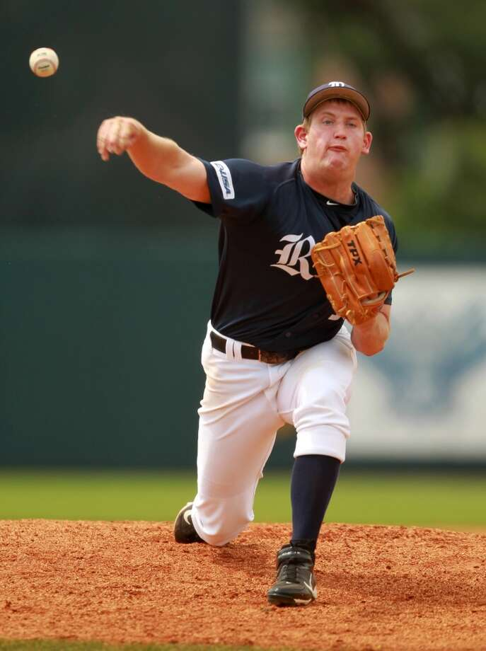 Washington Nationals - 11th round, 346th overall John Simms, RHP, Rice