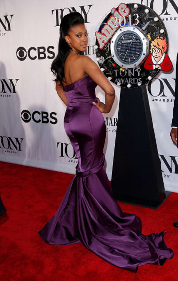 NEW YORK, NY - JUNE 09:  Actress Condola Rashad attends The 67th Annual Tony Awards at Radio City Music Hall on June 9, 2013 in New York City.  (Photo by Jemal Countess/WireImage for Tony Awards Productions) Photo: Jemal Countess, WireImage For Tony Awards Produc / Getty Images