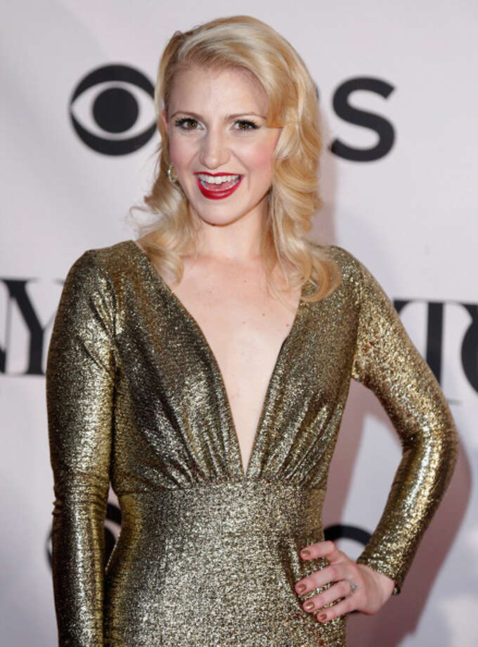 NEW YORK, NY - JUNE 09:  Actress Annaleigh Ashford attends The 67th Annual Tony Awards at Radio City Music Hall on June 9, 2013 in New York City.  (Photo by Jemal Countess/WireImage for Tony Awards Productions) Photo: Jemal Countess, WireImage For Tony Awards Produc / Getty Images