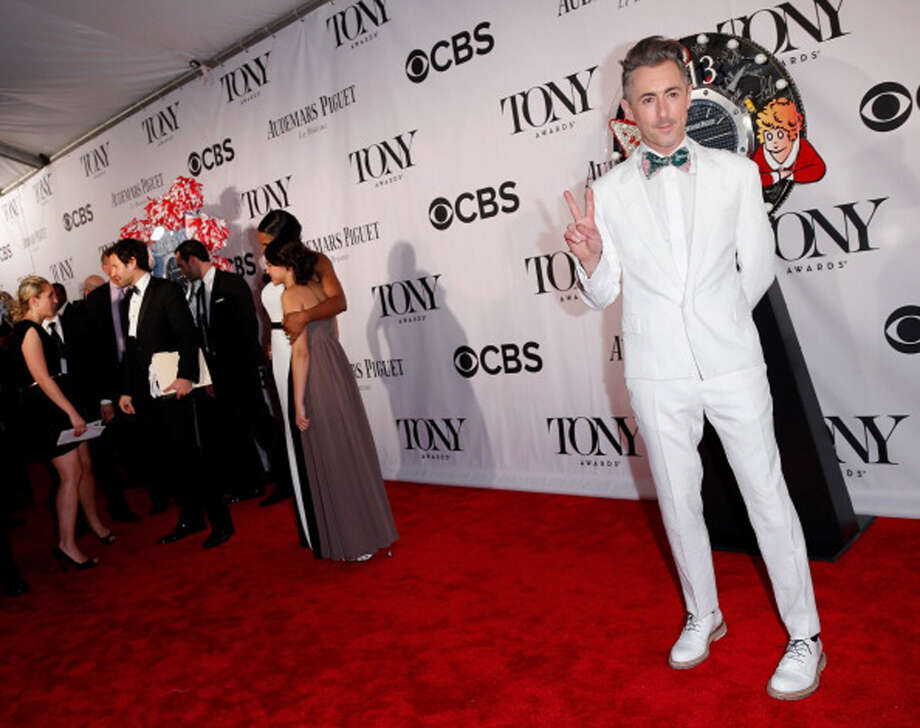 NEW YORK, NY - JUNE 09:  Actor Alan Cumming attends The 67th Annual Tony Awards at Radio City Music Hall on June 9, 2013 in New York City.  (Photo by Jemal Countess/WireImage for Tony Awards Productions) Photo: Jemal Countess, WireImage For Tony Awards Produc / Getty Images