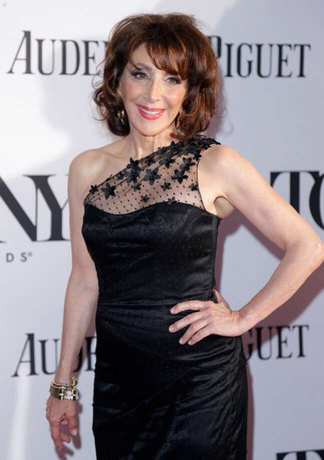 NEW YORK, NY - JUNE 09: Actress Andrea Martin attends The 67th Annual Tony Awards at Radio City Music Hall on June 9, 2013 in New York City.  (Photo by Jemal Countess/WireImage for Tony Awards Productions) Photo: Jemal Countess, WireImage For Tony Awards Produc / Getty Images