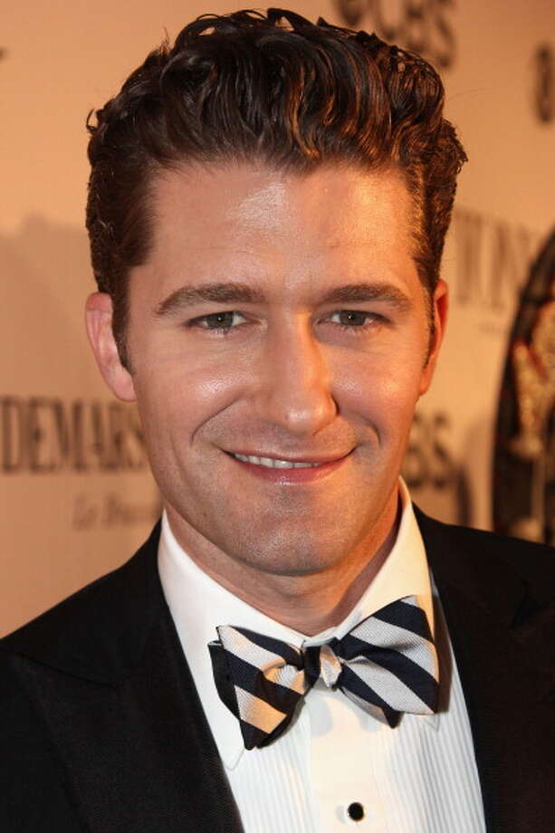 NEW YORK, NY - JUNE 09:  Actor/Singer Matthew Morrison attends The 67th Annual Tony Awards  at Radio City Music Hall on June 9, 2013 in New York City.  (Photo by Bruce Glikas/FilmMagic) Photo: Bruce Glikas, FilmMagic / Getty Images