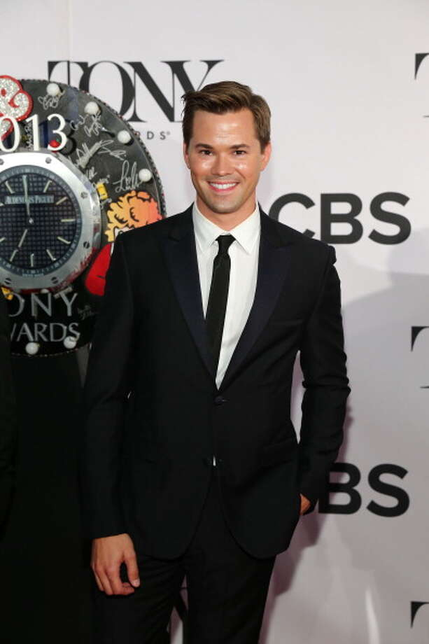 NEW YORK, NY - JUNE 09:  Actor Andrew Rannells attends The 67th Annual Tony Awards  at Radio City Music Hall on June 9, 2013 in New York City.  (Photo by Neilson Barnard/Getty Images) Photo: Neilson Barnard, Getty Images / Getty Images