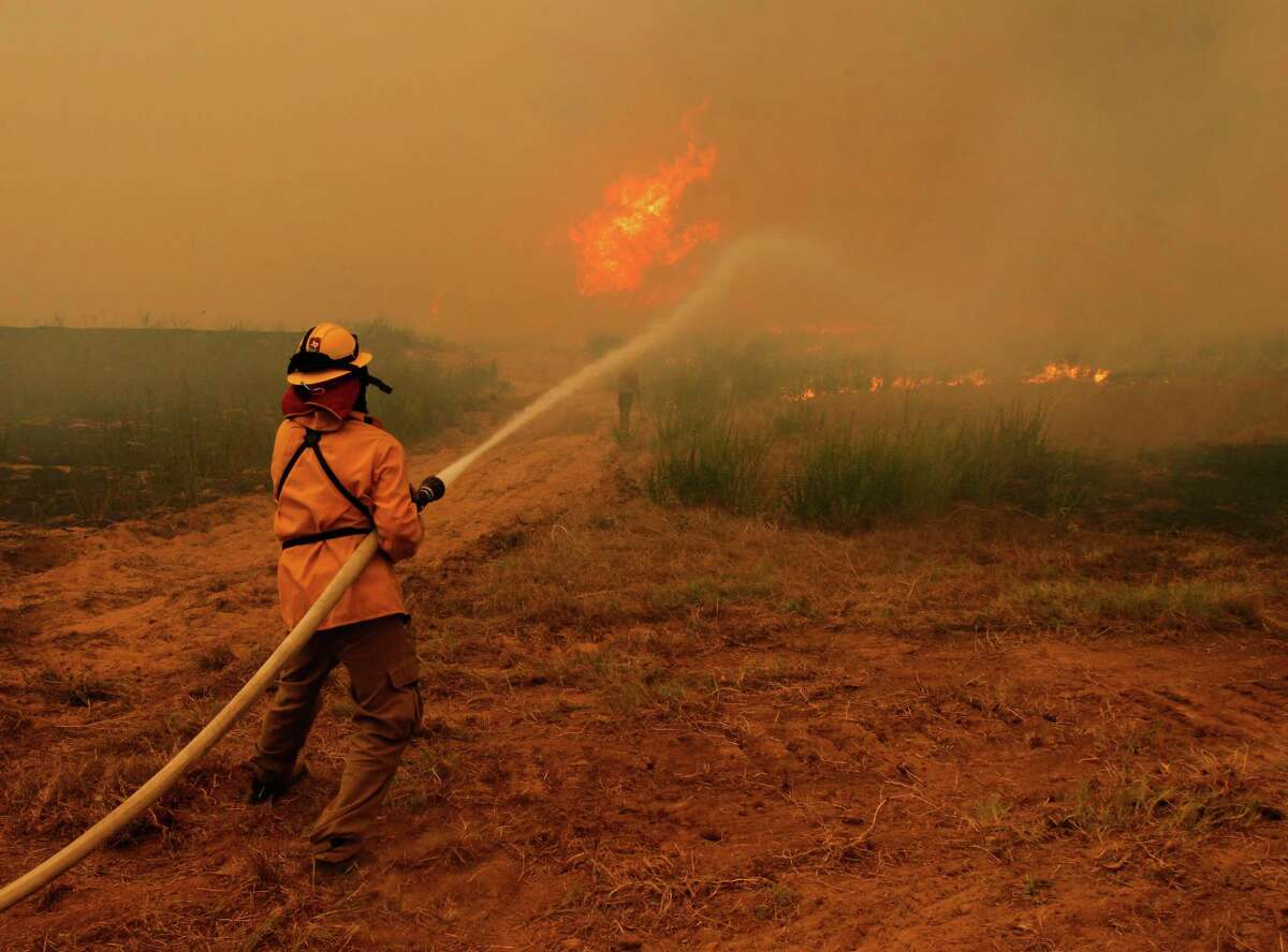The 2011 wildfire disaster in Bastrop County resulted in the destruction of around 1,400 homes in the area. It has been called the worst wildfire disaster in Texas history.