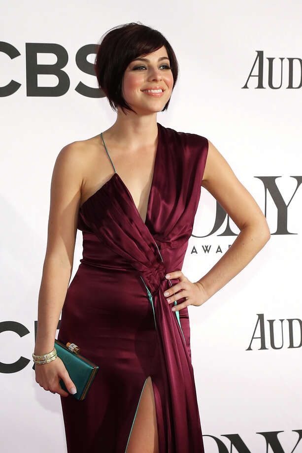 NEW YORK, NY - JUNE 09:  Actress Krysta Rodriguez attends The 67th Annual Tony Awards  at Radio City Music Hall on June 9, 2013 in New York City.  (Photo by Neilson Barnard/Getty Images) Photo: Neilson Barnard, Getty Images / Getty Images