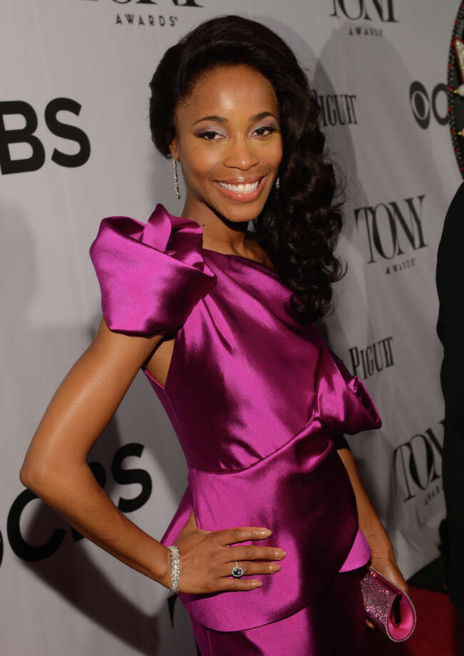 NEW YORK, NY - JUNE 09:  Actress Valisia LeKae attends The 67th Annual Tony Awards at Radio City Music Hall on June 9, 2013 in New York City.  (Photo by Larry Busacca/Getty Images for Tony Awards Productions) Photo: Larry Busacca, Getty Images For Tony Awards Pro / Getty Images