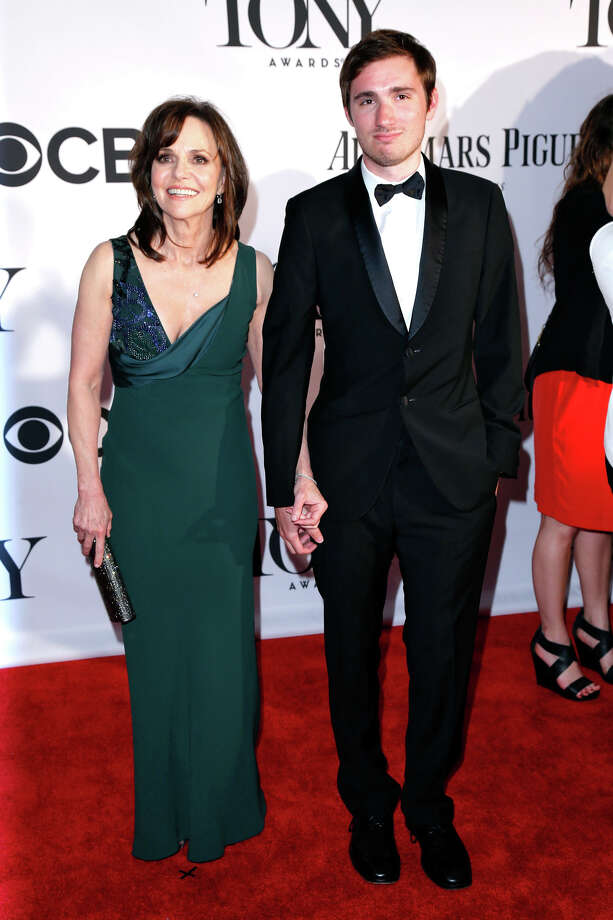 NEW YORK, NY - JUNE 09:  Actress Sally Field and Sam Greisman attend The 67th Annual Tony Awards at Radio City Music Hall on June 9, 2013 in New York City.  (Photo by Jemal Countess/WireImage for Tony Awards Productions) Photo: Jemal Countess, WireImage For Tony Awards Produc / Getty Images
