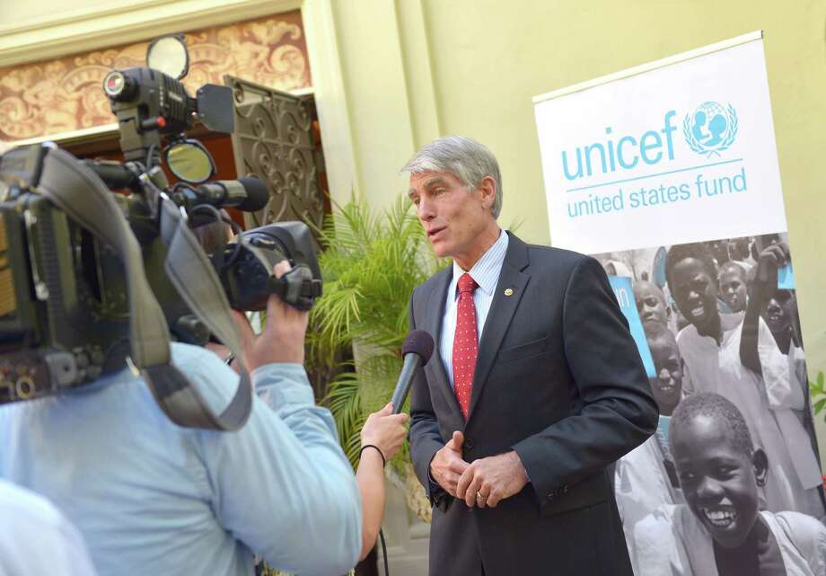LOS ANGELES, CA - MAY 30:  Senator Mark Udall attends UNICEF's State of the World's Children 2013 on May 30, 2013 in Los Angeles, California.  (Photo by Charley Gallay/Getty Images for Unicef) Photo: Charley Gallay, Stringer / 2013 Getty Images