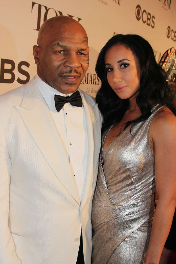 NEW YORK, NY - JUNE 09:  Former boxer/actor Mike Tyson and Lakiha Spicer attend The 67th Annual Tony Awards  at Radio City Music Hall on June 9, 2013 in New York City.  (Photo by Bruce Glikas/FilmMagic) Photo: Bruce Glikas, FilmMagic / Getty Images