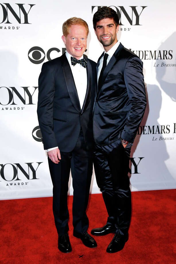 NEW YORK, NY - JUNE 09:  Actor Jesse Tyler Ferguson (L) and Justin Mikita attend The 67th Annual Tony Awards at Radio City Music Hall on June 9, 2013 in New York City.  (Photo by Jemal Countess/WireImage for Tony Awards Productions) Photo: Jemal Countess, WireImage For Tony Awards Produc / Getty Images