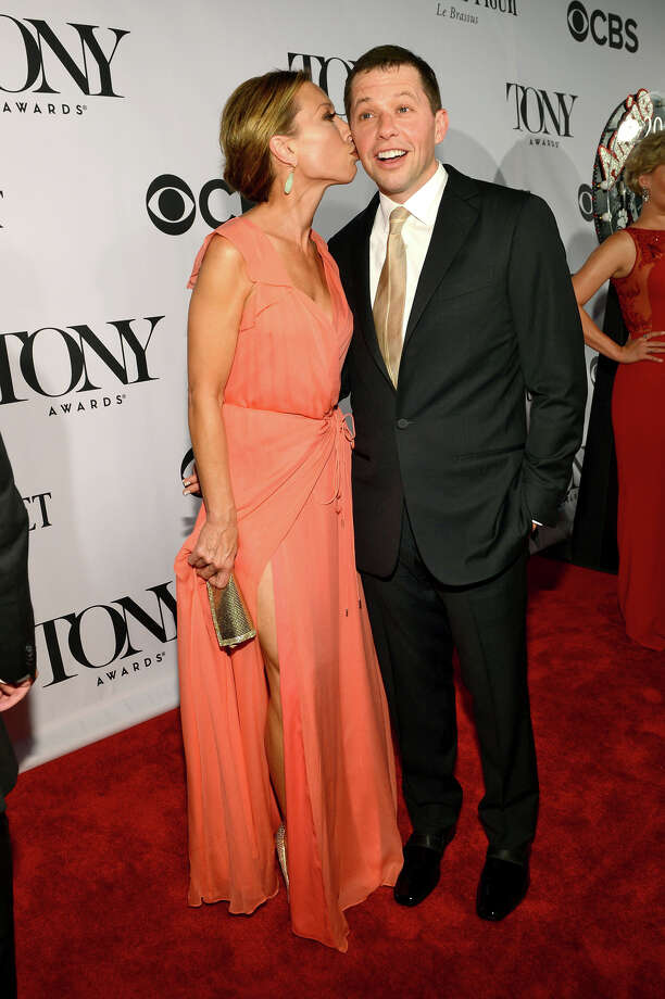 NEW YORK, NY - JUNE 09: Actor Jon Cryer (R) and Lisa Joyner attend The 67th Annual Tony Awards at Radio City Music Hall on June 9, 2013 in New York City.  (Photo by Larry Busacca/Getty Images for Tony Awards Productions) Photo: Larry Busacca, Getty Images For Tony Awards Pro / Getty Images