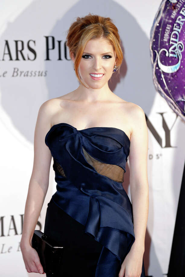 NEW YORK, NY - JUNE 09:  Actress Anna Kendrick attends The 67th Annual Tony Awards at Radio City Music Hall on June 9, 2013 in New York City.  (Photo by Jemal Countess/WireImage for Tony Awards Productions) Photo: Jemal Countess, WireImage For Tony Awards Produc / Getty Images