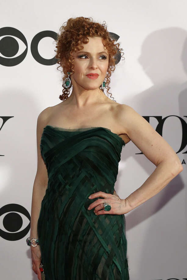 NEW YORK, NY - JUNE 09:  Actress Bernadette Peters attends The 67th Annual Tony Awards  at Radio City Music Hall on June 9, 2013 in New York City.  (Photo by Neilson Barnard/Getty Images) Photo: Neilson Barnard, Getty Images / Getty Images