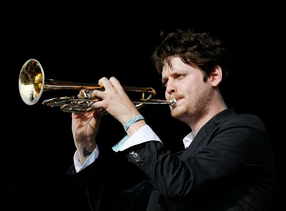 """Zach Condon of the band Beirut has scaled back on """"No No No."""" Photo: Ilya S. Savenok, Getty Images"""