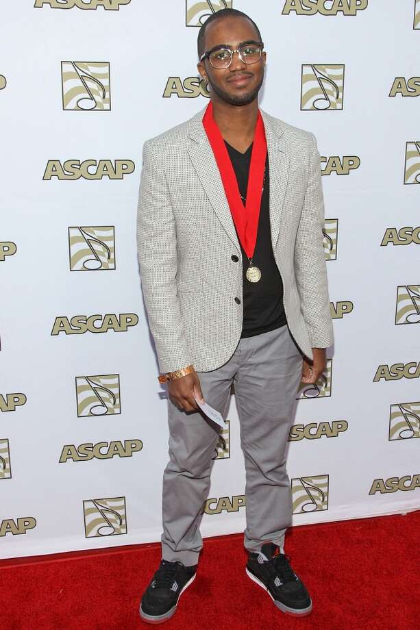 Dante Jones attends the 30th Annual ASCAP Pop Music Awards at Loews Hollywood Hotel on April 17, 2013 in Hollywood, California.  (Photo by Paul A. Hebert/Getty Images)