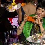 Author Amy Tan, San Jose State. The 'Joy Luck Club' author also studied at Cal and UCSC.