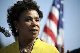 Democratic Rep. Barbara Lee, Cal.