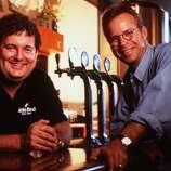 Gordon Biersch co-founder Dean Biersch, SF State. Biersch, right, also started Hopmonk Tavern in the North Bay.
