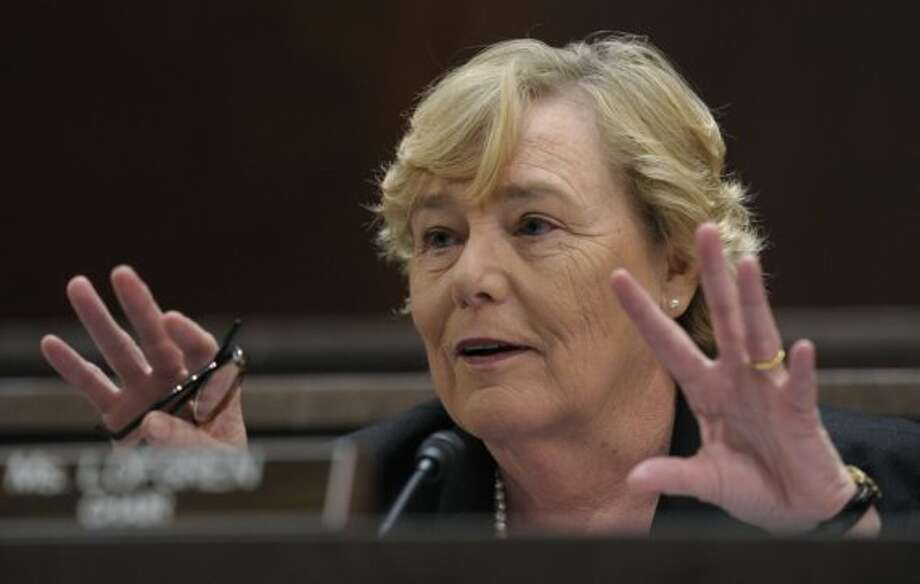 Democratic Rep. Zoe Lofgren, Santa Clara. Photo: Susan Walsh, Associated Press