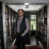 Pulitzer Prize-winning author Jeffrey Eugenides, Stanford.