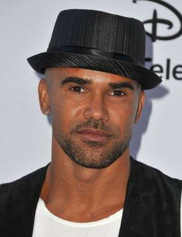 'Criminal Minds' actor Shemar Moore, Santa Clara Photo: Angela Weiss, Getty Images
