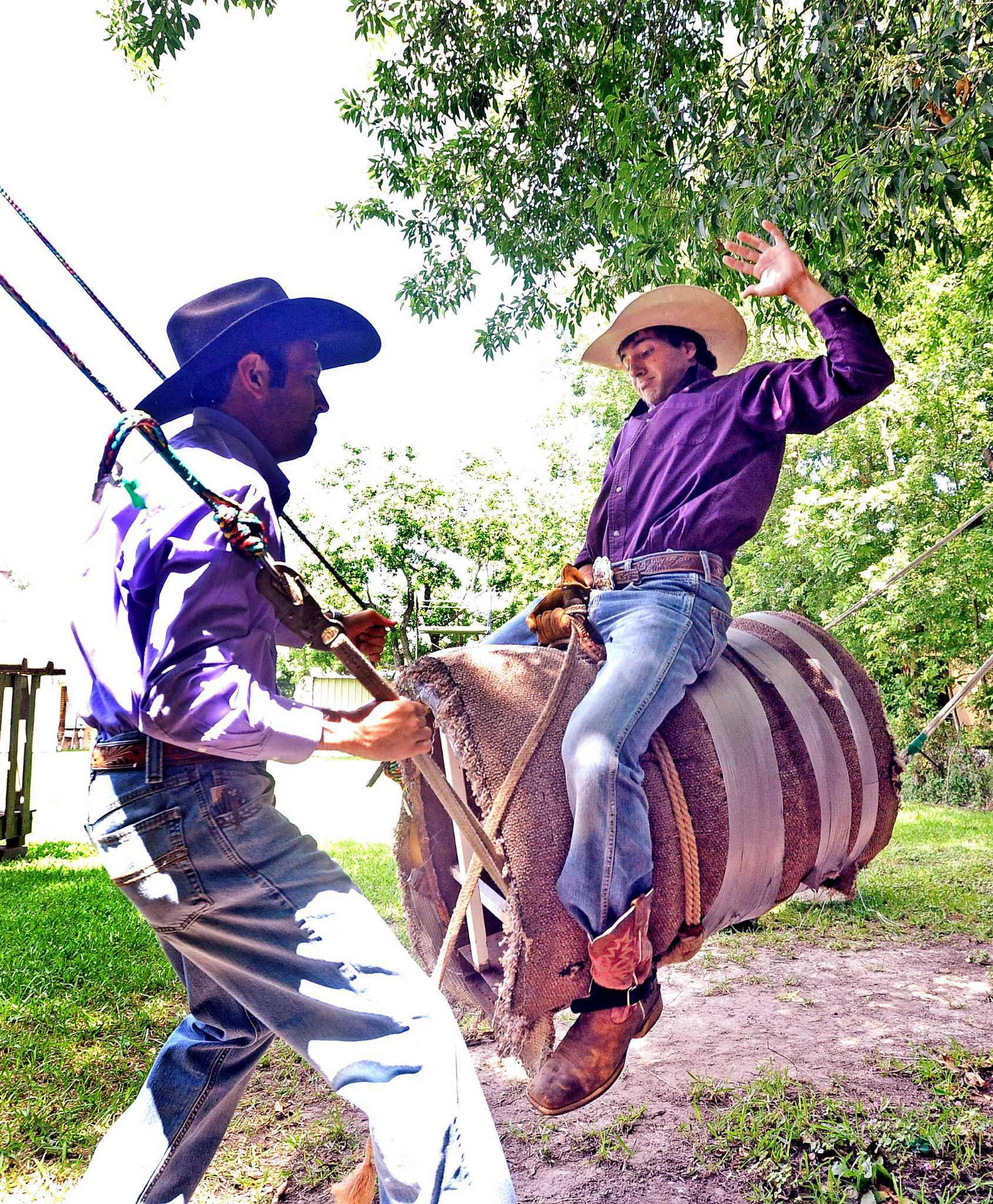 17 Southeast Texans Head For Rodeo State Finals