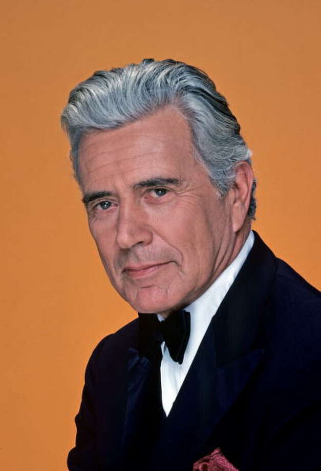 "1. Blake Carrington, CEO, ""Dynasty"" Photo: ABC Photo Archives, Getty Images / 1981 American Broadcasting Companies, Inc."