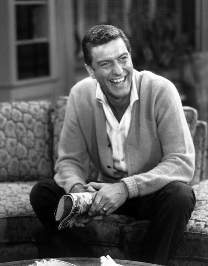 """23. Rob Petrie, TV Writer, """"The Dick Van Dyke Show"""" Photo: CBS Photo Archive, Getty Images / 1964 CBS Photo Archive"""