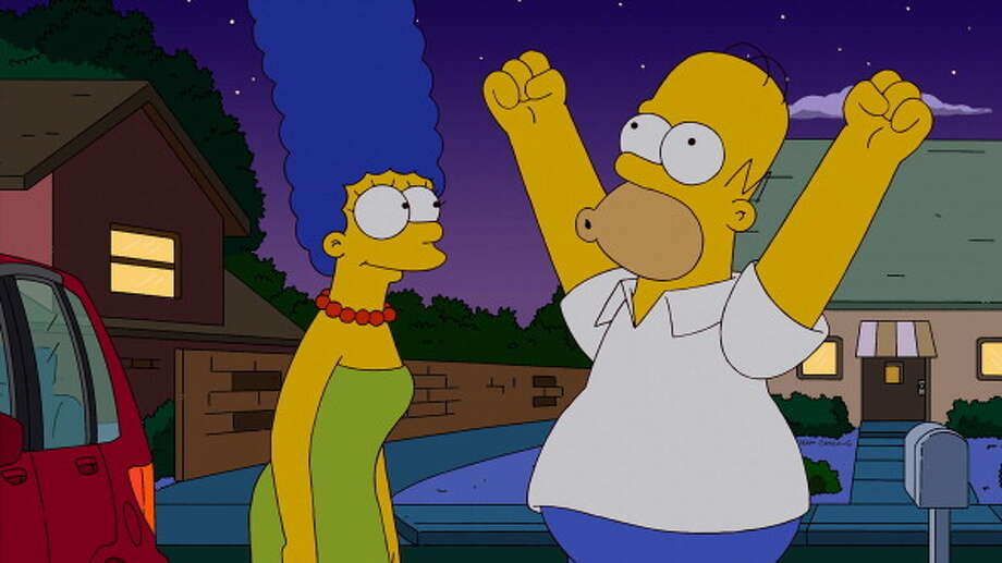 "30. Homer Simpson, Nuclear safety Inspector, ""The Simpsons"" Photo: FOX, Getty Images / 2012 FOX"