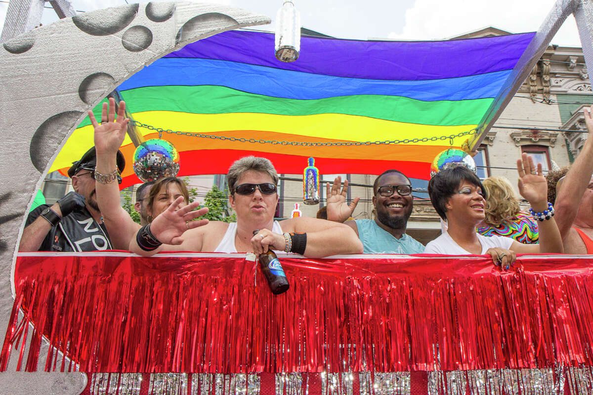 Were you Seen at the Capital Pride Parade and Festival in Washington Park in Albany on Sunday, June 9, 2013?