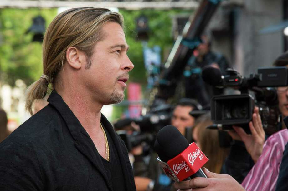 Brad Pitt, 49, actor, film producer His dad's advice: My dad took my brother and me fishing all the time—seemed like we'd go every weekend. Dad taught me how to cast the rod. Mine had a simple spinning reel. Pull back the bail, hold the line against the rod with your index finger, reach back, and then let it fly. The arm motion is almost like you're throwing a baseball.Read more: Popular Mechanics Photo: Pascal Le Segretain, Getty Images / 2013 Getty Images