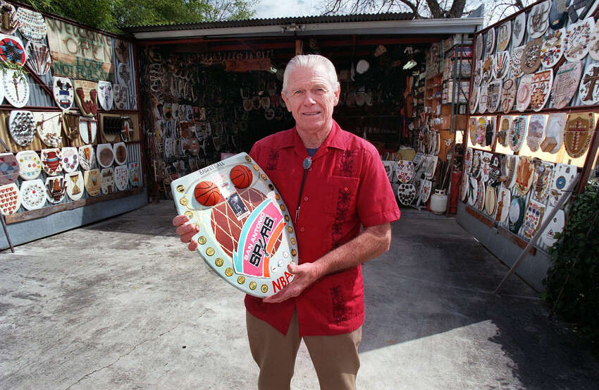San Antonio has many museums, but only one contains art painted not on canvas, but on toilet seats. Barney Smith, a retired plumber, has more than a thousand decorated toilet seats stored in his garage, which functions as the Toilet Seat Art Museum. The 91-year-old proprietor was featured in the Wall Street Journal in January. Admission is free for the Alamo Heights attraction, and visitors must call ahead to visit at 210-824-7791.