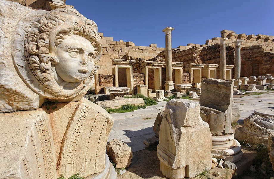 LibyaWant to see tons of cool Roman ruins without the pain of going to Italy?Extradition treaty? No.Pros: Quadaffi's dead, crazy oil and gas moneyCons: No way you are getting in here if you are American. Photo: Robert Preston, Getty Images / age fotostock RM