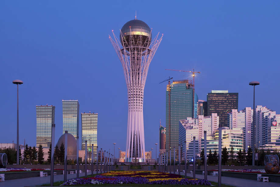 KazakhstanKazakhstan has it all; from cities to agrarian living all with low real estate prices and moderate taxes.Extradition treaty? No.Pros: Everyone thinks you are related to Borat.Cons: Everyone thinks you are related to Borat. Photo: 410473, Getty Images / (c) 410473