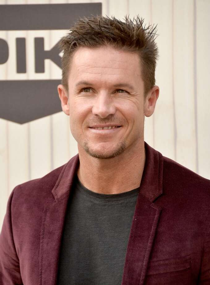 CULVER CITY, CA - JUNE 08:  Daredevil Felix Baumgartner attends Spike TV's Guys Choice 2013 at Sony Pictures Studios on June 8, 2013 in Culver City, California.  (Photo by Frazer Harrison/Getty Images for Spike TV)