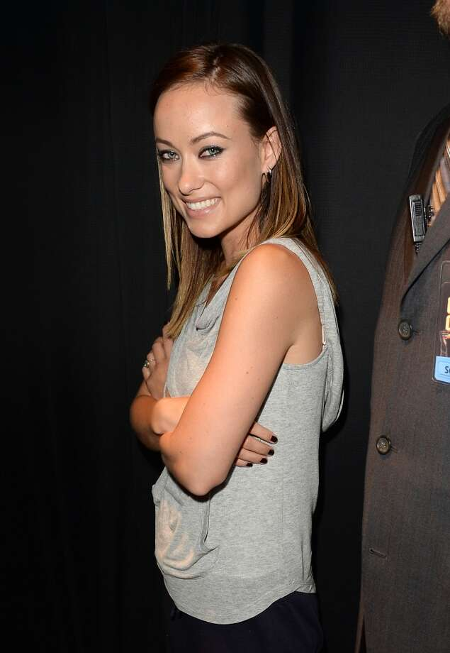 CULVER CITY, CA - JUNE 08:  Actress Olivia Wilde attends Spike TV's Guys Choice 2013 at Sony Pictures Studios on June 8, 2013 in Culver City, California.  (Photo by Jason Merritt/Getty Images for Spike TV)