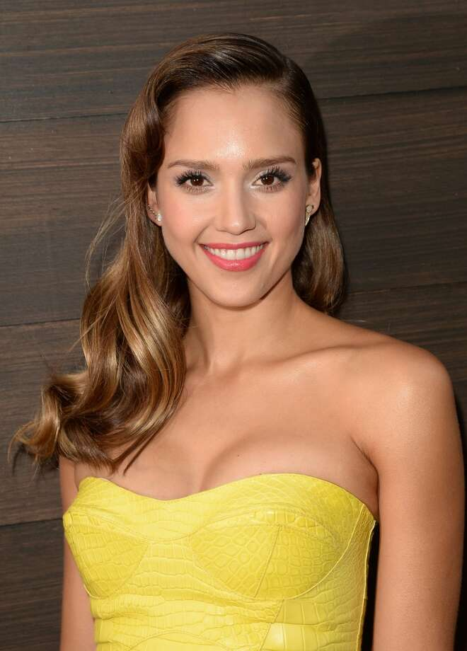 CULVER CITY, CA - JUNE 08:  Jessica Alba attends Spike TV's Guys Choice 2013 at Sony Pictures Studios on June 8, 2013 in Culver City, California.  (Photo by Jason Merritt/Getty Images for Spike TV)