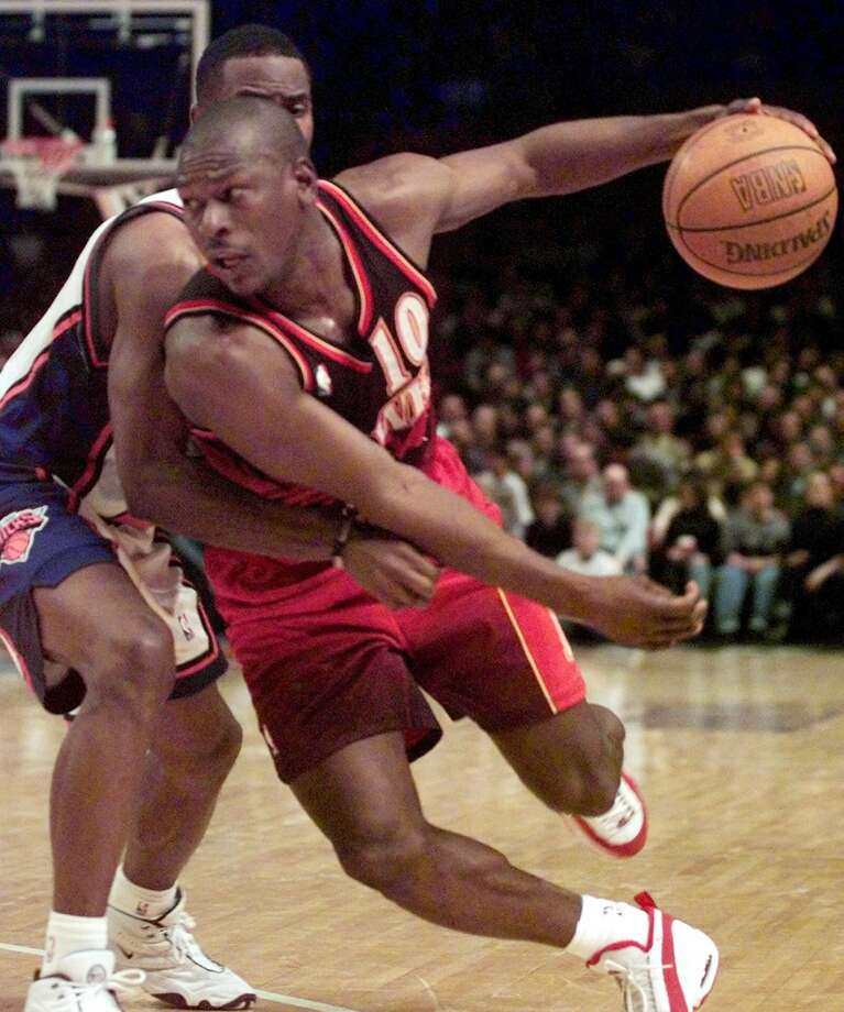 e2f33e590 Mookie Blaylock was a first-round draft pick by the New Jersey Nets out of
