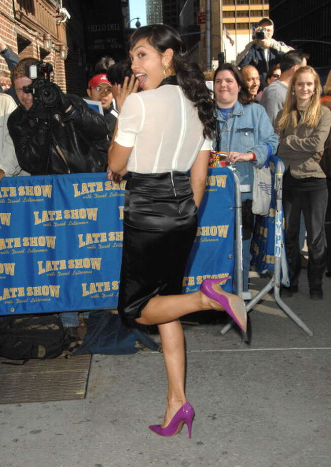Rosario Dawson Photo: Jason Kempin, FilmMagic / FilmMagic