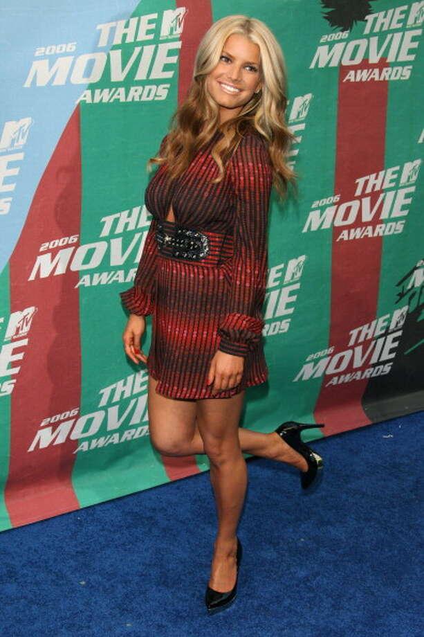 Jessica Simpson Photo: Mirek Towski, FilmMagic / FilmMagic