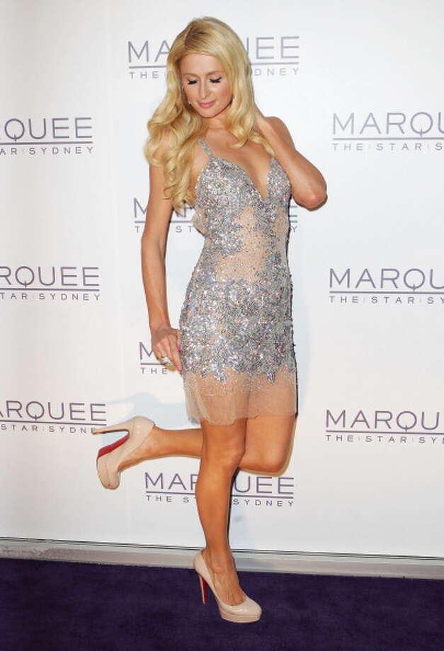 Paris Hilton Photo: Don Arnold, WireImage / 2012 Don Arnold