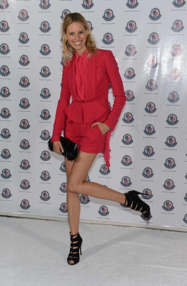 Model Karolina Kurkova Photo: Dimitrios Kambouris / 2012 Getty Images