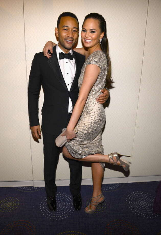 John Legend and Chrissy Teigen Photo: Larry Busacca / 2013 Getty Images