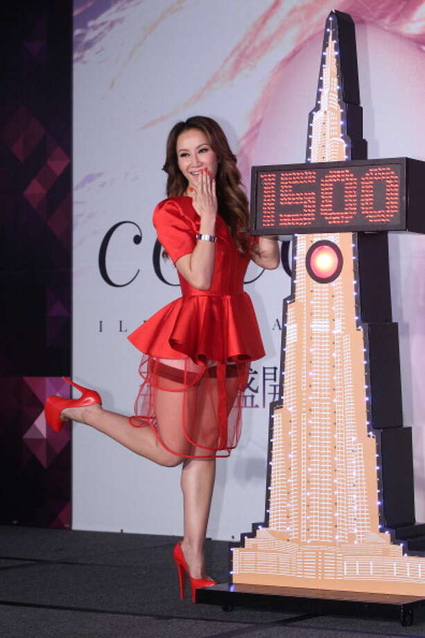 CoCo Lee Photo: TPG, Getty Images / 2013 TPG