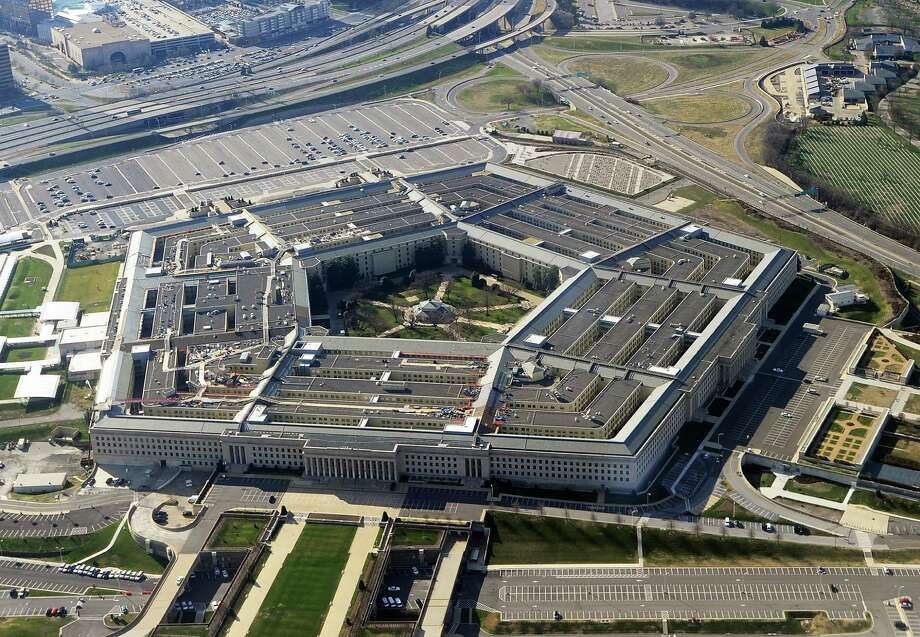 Congress has long avoided making needed cuts at the Department of Defense.  Instead of trimming waste smartly, lawmakers allowed sequestration to make axlike reductions. Photo: File Photo, Getty Images