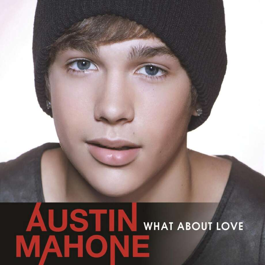 """What About Love"" is the first single from Austin Mahone's debut album."