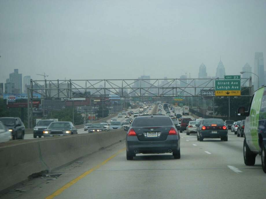 If you miss the rush-hour traffic on Interstate 95  ... Photo: Wikimedia Commons